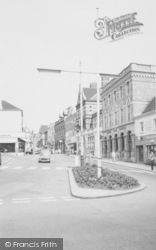 Wellingborough, Market Street c.1965