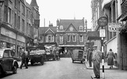 Wellingborough, Midland Road 1950