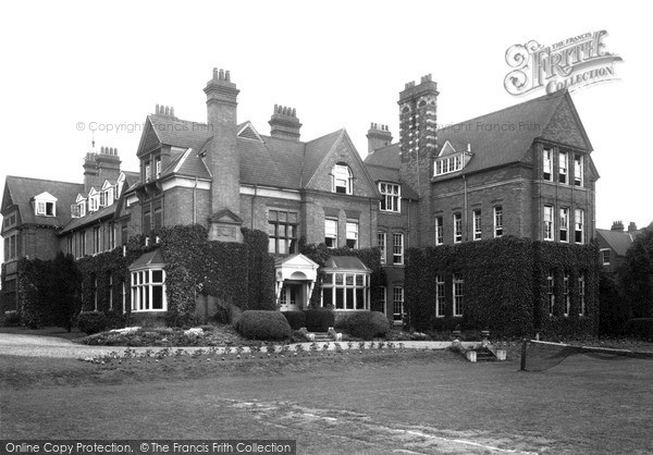 Photo of Wellingborough, School c.1955