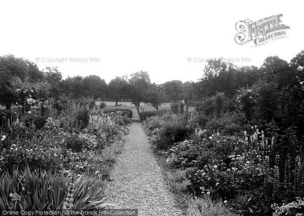 Wellingborough, School Gardens c.1955