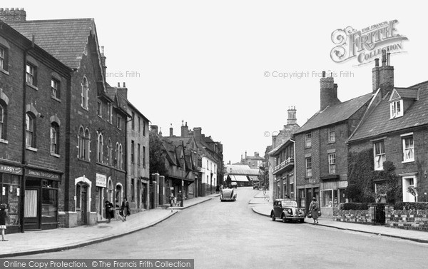 Photo of Wellingborough, Sheep Street c.1950