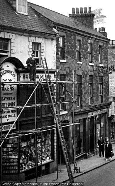 Photo of Wellingborough, Sheep Street c1955, ref. W279032a