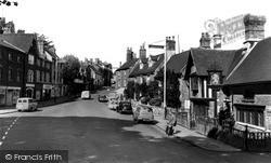 Wellingborough, Sheep Street c.1965