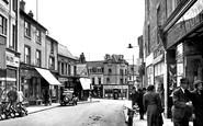 Wellingborough, Silver Street c1950