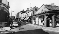 Wellingborough, Silver Street c.1965