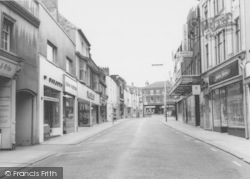 Wellingborough, Silver Street c.1965
