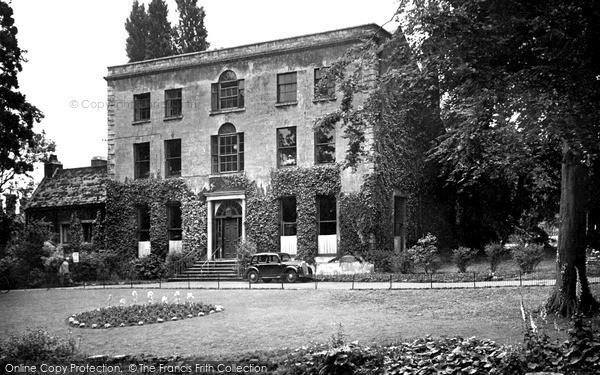 Photo of Wellingborough, The Swanspool House c.1950