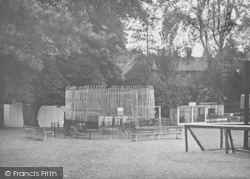 Wellingborough, The Zoo Park c.1950