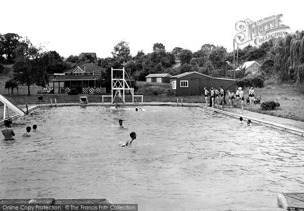 Photo of wellingborough wilby swimming pool - The last picture show swimming pool scene ...