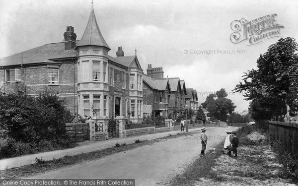Wellington, Blackdown School 1907
