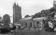 Wellington, Church Of St John The Baptist 1907