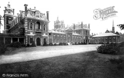 Wellington College, 1906