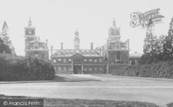 Wellington College, 1908