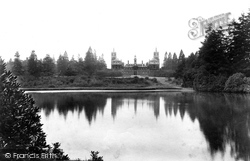 Wellington College, And The Lake 1906