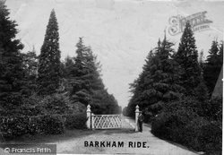 Wellington College, Barkham Ride 1907