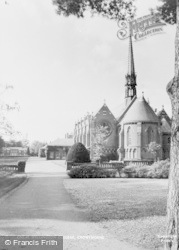 Wellington College, c.1960