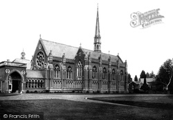 Wellington College, Chapel 1908