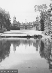 Wellington College, From The Lake c.1960