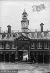 Wellington College, Front Quadrangle 1908
