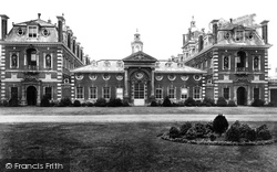 Wellington College, South 1906