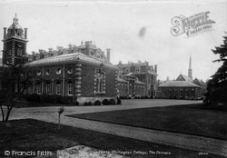 Wellington College, Terrace 1908