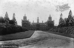 Wellington College, The Drive 1908