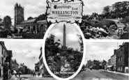 Wellington, Composite c.1910