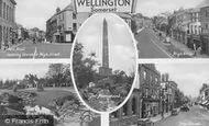 Wellington, Composite c.1950