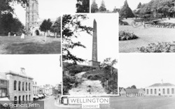 Wellington, Composite c.1955