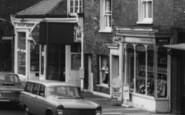 Wellington, Confectionery Shop c.1965