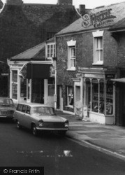 Wellington, Confectionery Shop c.1965