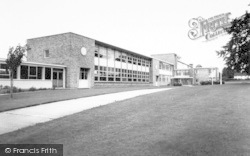 Wellington, Court Fields School 1963