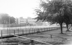 Wellington, Court Fields Secondary School c.1965