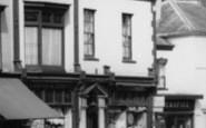 Wellington, Croft's Ironmongers c.1960