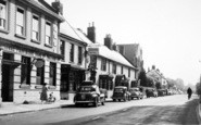 Wellington, Fore Street c.1955