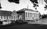 Wellington, Great Hall From Sanctuary Wood c.1950