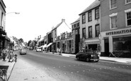 Wellington, High Street c1960