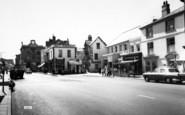 Wellington, High Street 1963