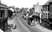 Wellington, High Street c.1950