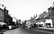 Wellington, High Street c.1955