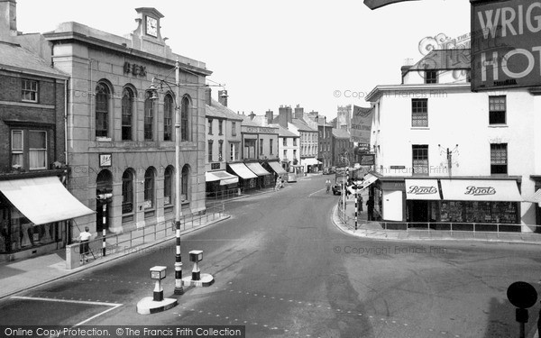 Wellington, High Street c1955