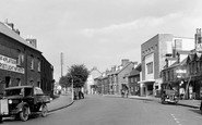 Wellington, Mantle Street 1938