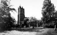 Wellington, Parish Church 1963