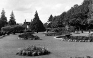 Wellington, Park, The Floral Centre c.1950