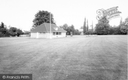 Wellington, Recreation Ground 1963