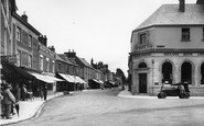 Wellington, South Street 1925
