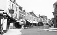 Wellington, South Street 1938