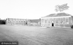 Wellington, Wellington School c.1960
