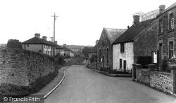 High Street c.1955, Wellow