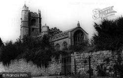 St Julian's Church c.1965, Wellow